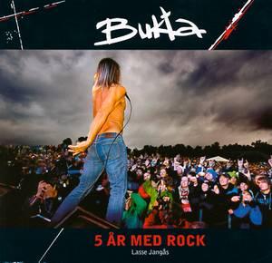 Bilde av Bok - 5 år med rock